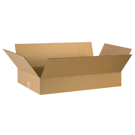 "29 x 17 x 5"" Corrugated Boxes"